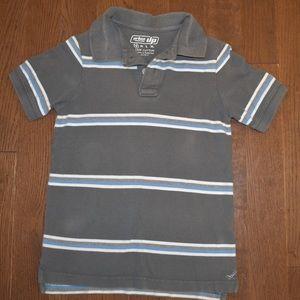 Boys collard shirt